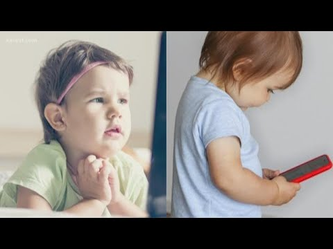 Electronic Screen Syndrome: Exposing young children to electronics can be dangerous