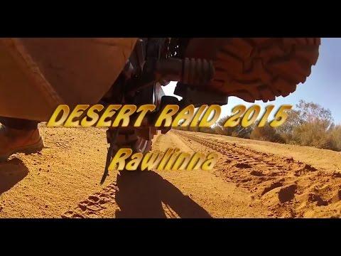 Desert Raid 2015,  Rawlinna,  Western Australia