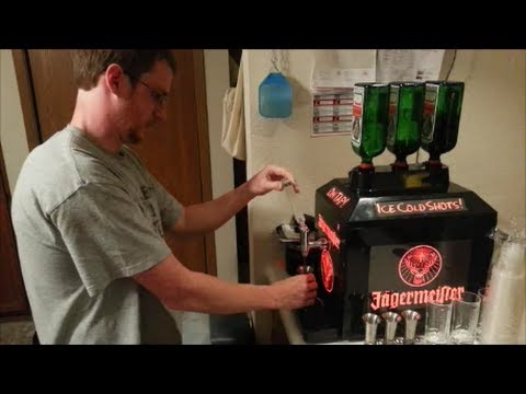 Jager Tap Machine Unboxing And Set Up Youtube