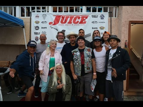 Juice Magazine Surf Skate Style Party