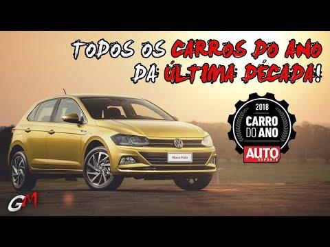 VW POLO É ELEITO O CARRO DO ANO 2018!!!