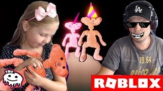 BEAR YOU GOES FOR US 😨 Roblox BEAR (Alpha) | Daddy and Barunka