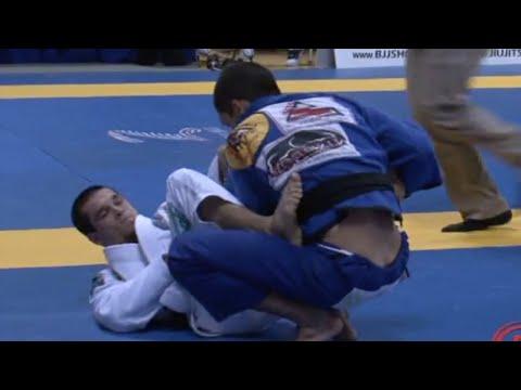 MIchael Langhi VS Bernardo Campos / World Championship 2010