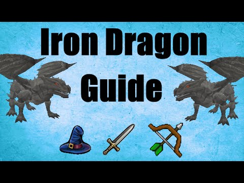 Iron dragon slayer guide 2007 location / loots oldschool runescape.
