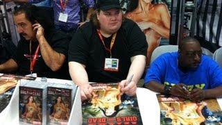 San Diego Comic Con 2012 Vlog