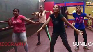 Sapna Choudhary - Tu Cheej Lajawaab || Dance Choreography || Sunil Gautam || Raju Punjabi