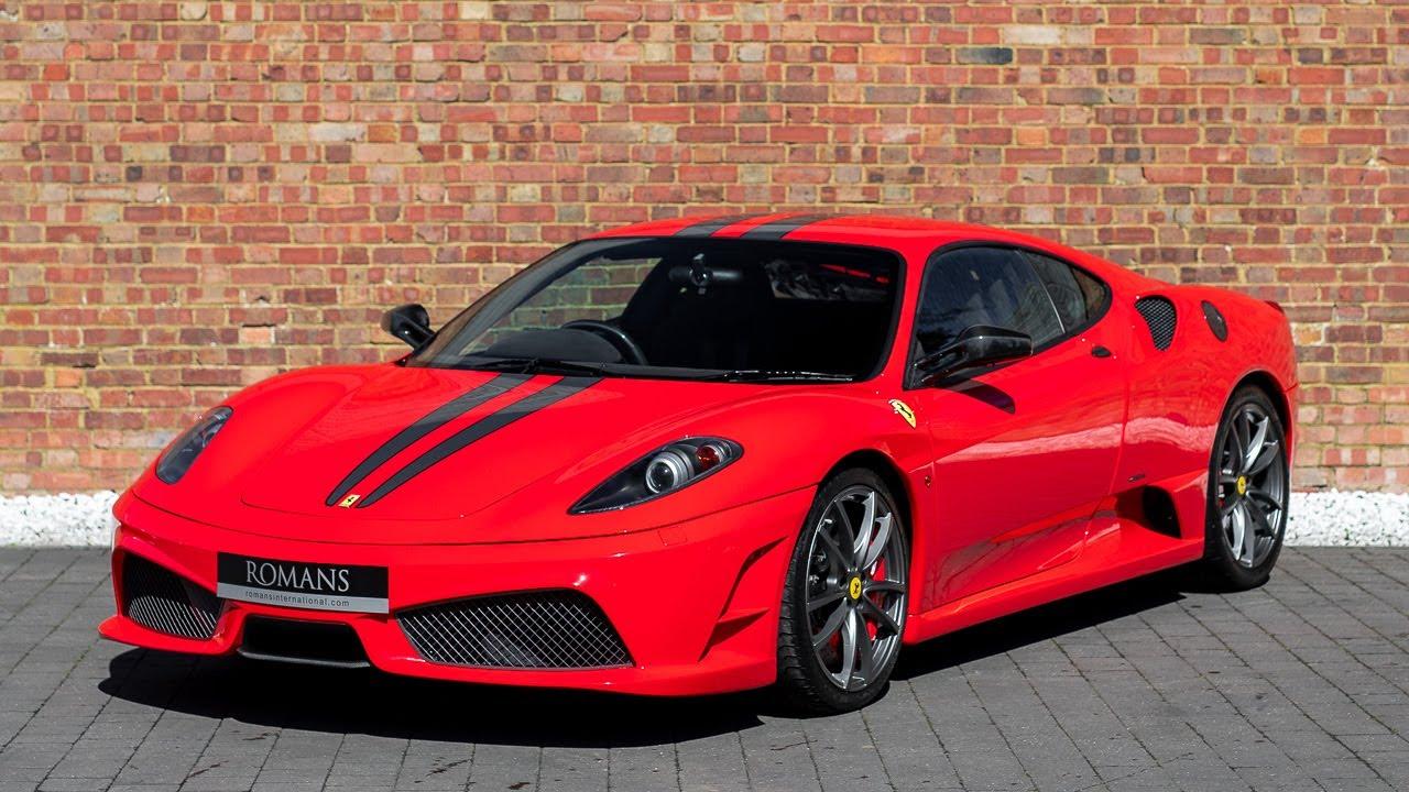 2008 Ferrari 430 Scuderia Rosso Scuderia Walkaround Interior Exhaust Sound Youtube