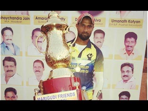 Mohammed Suhail Billi Batting | Team Elegent Trophy 2018 | Urwa, Mangalore |