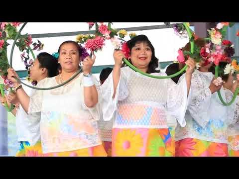 Filipino, Hawaiian, Samoan, Alaska Native dancing in Kodiak Alaska!
