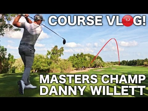 PLAYING GOLF WITH THE MASTERS CHAMP DANNY WILLETT