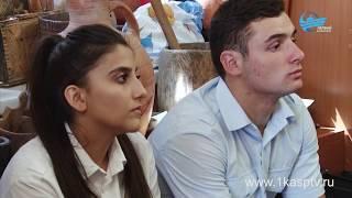 Траурная акция, посвященная дню солидарности против терроризма, прошла в каспийском музее