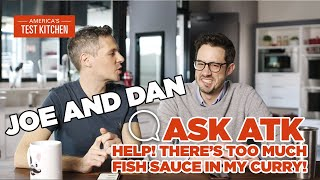 Ask the Test Kitchen with Dan Souza and Joe Gitter
