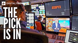 The 2020 NFL Draft is Going Virtual | Behind the Scenes with ESPN