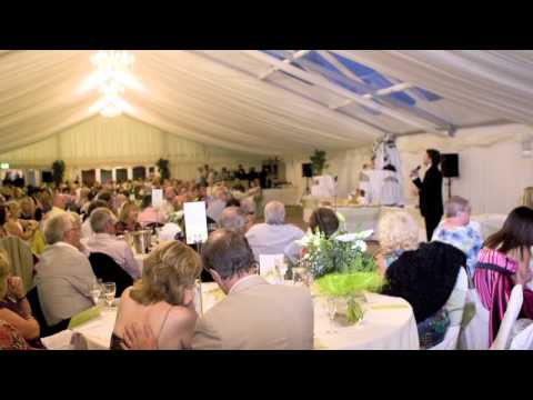 The County Ground Derby - Marquee Weddings