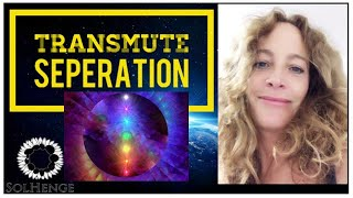 Guided Meditation -Transmute separation into unity. Using magnestism, sacred geometry and frequency