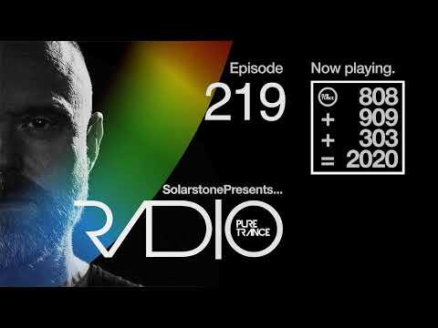 Solarstone Pres. Pure Trance Radio Episode #219: 303+808+909=2020 Special