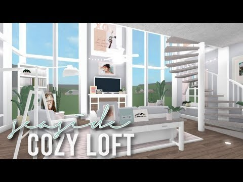 Bloxburg Seaside Cozy Loft 47k By Frenchrxses