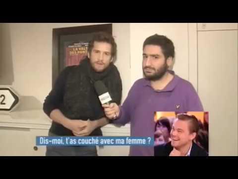 La blague de Guillaume Canet à Leonardo DiCaprio...