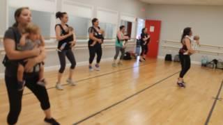 Rockabye Baby Babywearing Dance Fitness Class