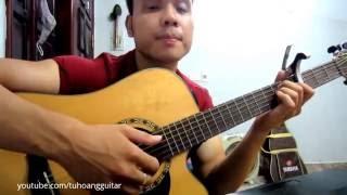 [Guitar] Hướng Dẫn: Giá Như Anh Lặng Im (Only C) - Full hợp âm Tú Hoàng Guitar ★