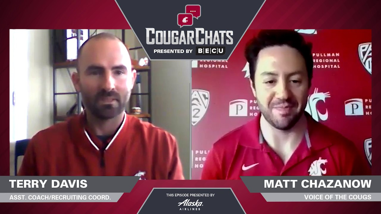 Image for WSU Athletics: Cougar Chats with Coach Terry Davis webinar