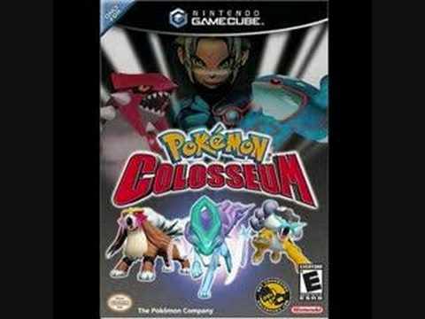 Pokemon Colosseum Soundtrack - Pyrite Town