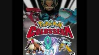 Pokemon Colosseum Soundtrack - Pyrite Town