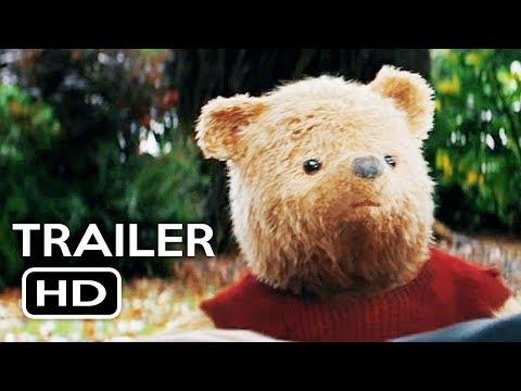 Christopher Robin Official Trailer #1 (2018) Ewan McGregor Winnie the Pooh Disney Movie HD