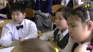 4 Г класс - тема Моя малая родина - Улан-Удэ (Дашидондокова Е.А.) 2017