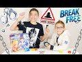 JEU - BREAK FREE - Notre mission d'Agents Secrets : s'échapper ! - Jeu de société