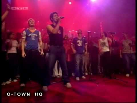 O-Town - All Or Nothing Live On TOTP Germany (HQ)