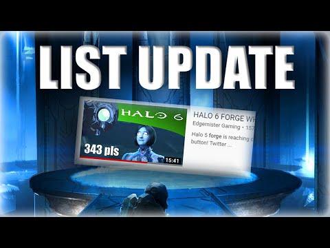 Halo Infinite Forge Wishlist UPDATE