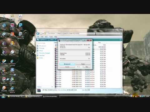 Mounting And Cracking Pc Games Tutorial