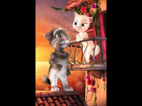 Talking Tom And Angela You Get Me Full Song