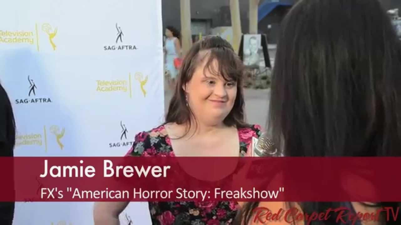 jamie brewer actress