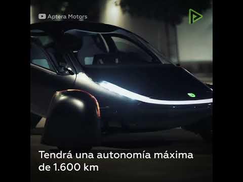 Vehículo eléctrico solar