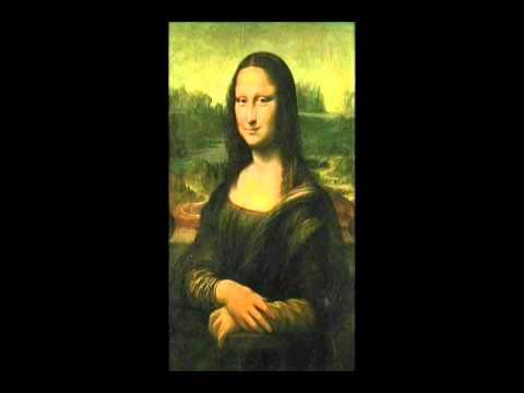 Mona Lisa Song La Joconde Youtube