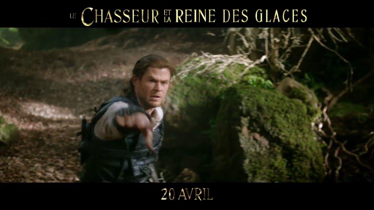 Le Chasseur Et La Reine Des Glaces    Spot  U0026quot Le Secret U0026quot  Vf