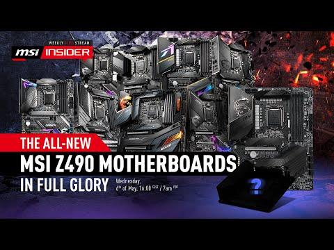「Sorry」免運 微星 MAG Z490 TOMAHAWK 主機板 ATX 1200腳位 僅適用第十代CPU
