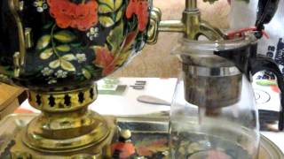 Дегустация  цветочно-медового чая из камелии цветов, ,шен пуэр у Самовара =)(Этот замечательный цветочный чай цветов камелии, можно купить здесь http://ali.pub/pdu1r Ссылка на чайник Гунфу..., 2016-03-08T19:28:39.000Z)