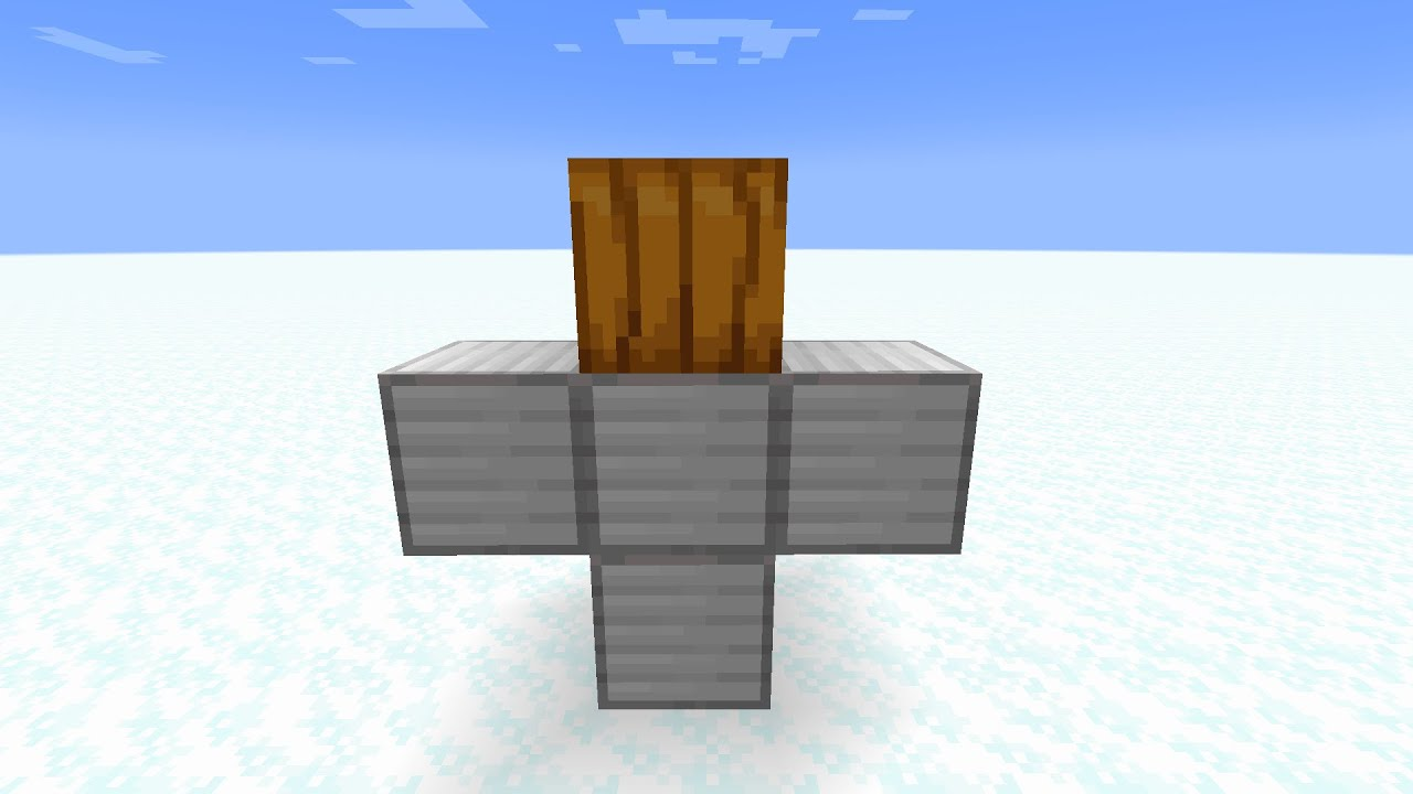 What if you Spawn IRON GOLEM in Powder Snow