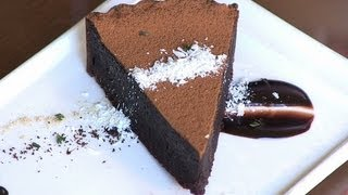 Indian Restaurant Special-tips On Plating Desserts At Cafe Melange With Mini Ribeiro