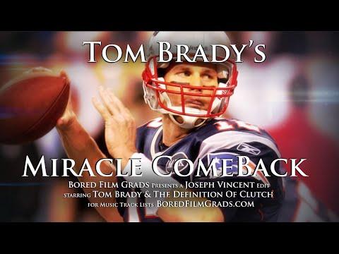Tom Brady's Miracle Comeback Vs. The Saints