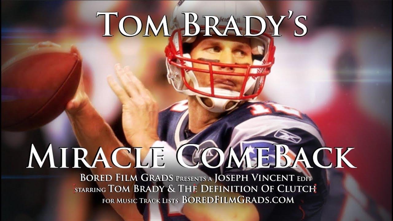 Tom Brady 39 S Miracle Comeback Vs The Saints Youtube