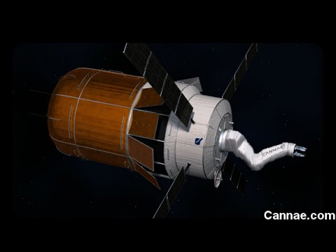 NASA's new space engine tested