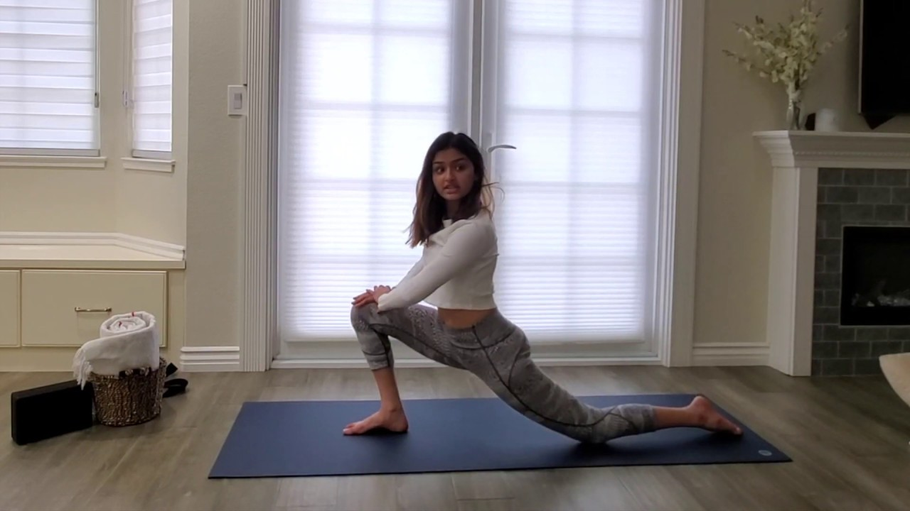 heart opening yoga sequence