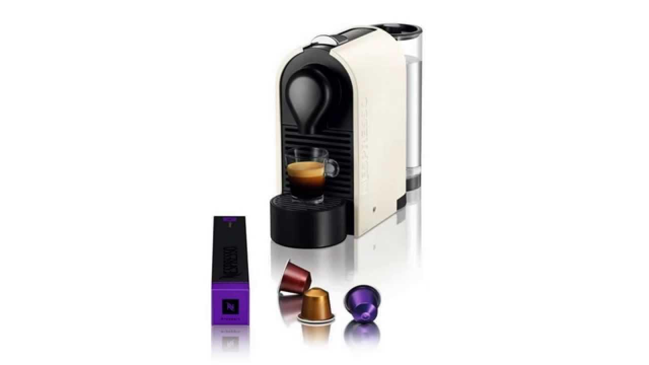 Nespresso U Machine Nespresso U C50 Espresso Maker Youtube