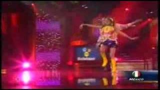 Bailando por el Mundo Latin y Mariana (México) - A go-go