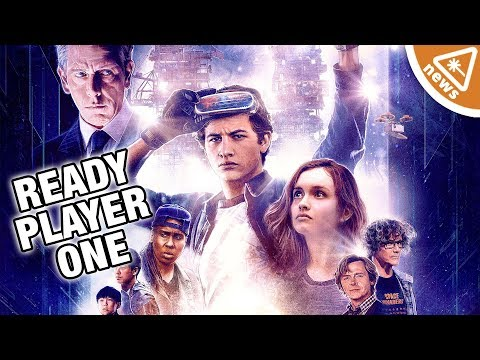 Has Ready Player One Won over the Internet and Fans? (Nerdist News w/ Dan Casey)
