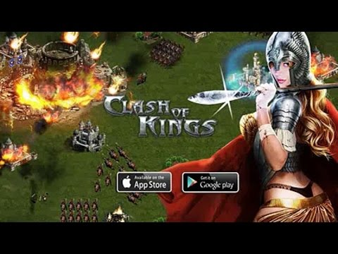 Game CLASH OF KINGS